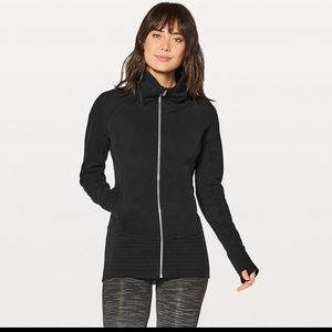Lululemon Radiant Jacket II in Black Size 2